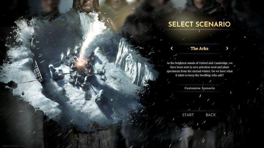 Frostpunk PC