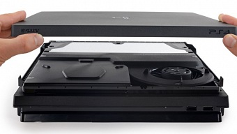 Video PS4 Pro, Desmontaje Oficial