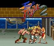 Carátula de Final Fight 2 - Wii U