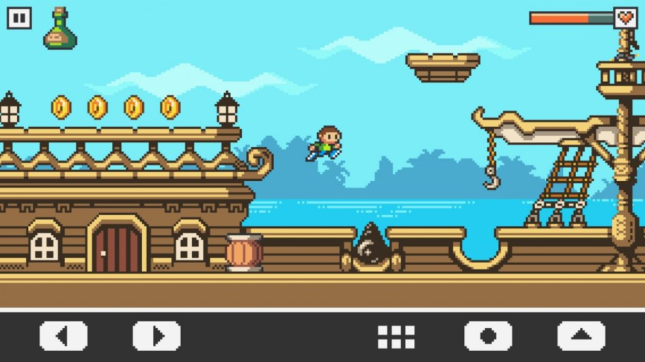 Vulture Island Android