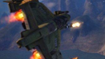 Warhawk pierde su modo individual en combate, y se queda con el multijugador