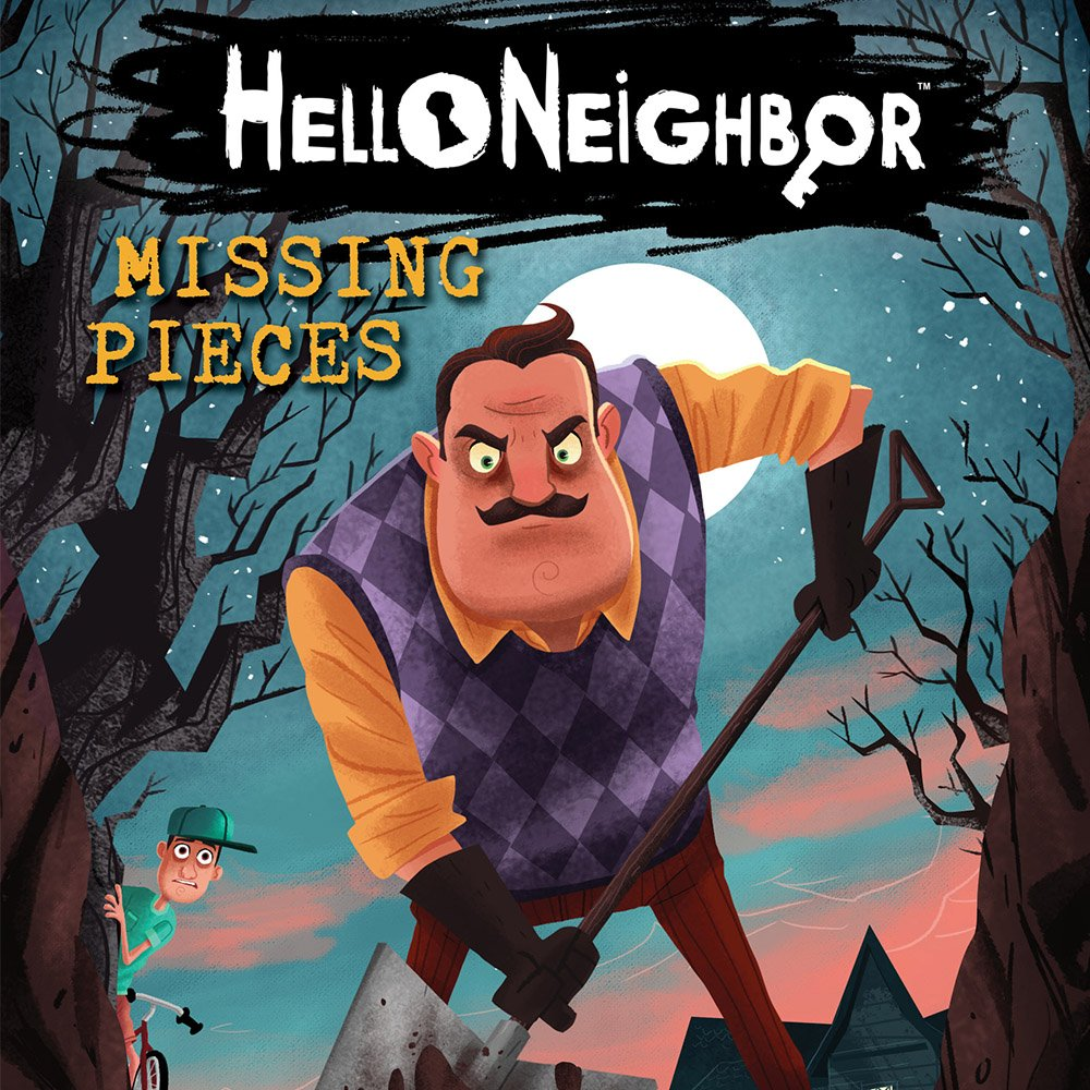 Hello Neighbor presenta precuela en forma de novela: Missing Pieces