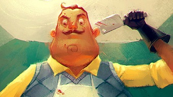 Hello Neighbor: Lanzamiento Alpha 4
