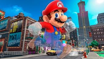 Mini-Guía: Super Mario Odyssey. Cómo hacerse invisible