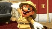 Video Super Mario Odyssey - Super Mario Odyssey: Demostración Gameplay: Wooded Kingdom