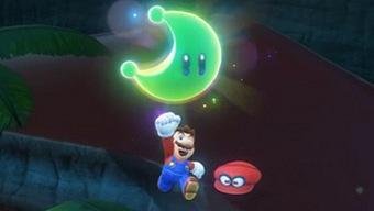 Video Super Mario Odyssey, Demostración Gameplay: Cooperativo