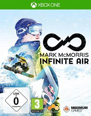 Mark McMorris Infinite Air