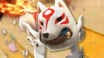 Okami se une a Monster Hunter XX