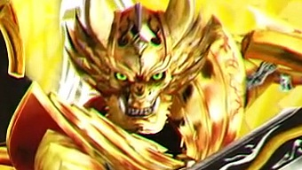 Garo llega a Monster Hunter XX