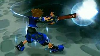 Video Kingdom Hearts HD 1.5 + 2.5, Tráiler: KHII y Birth by Sleep