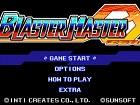 Pantalla Blaster Master Zero