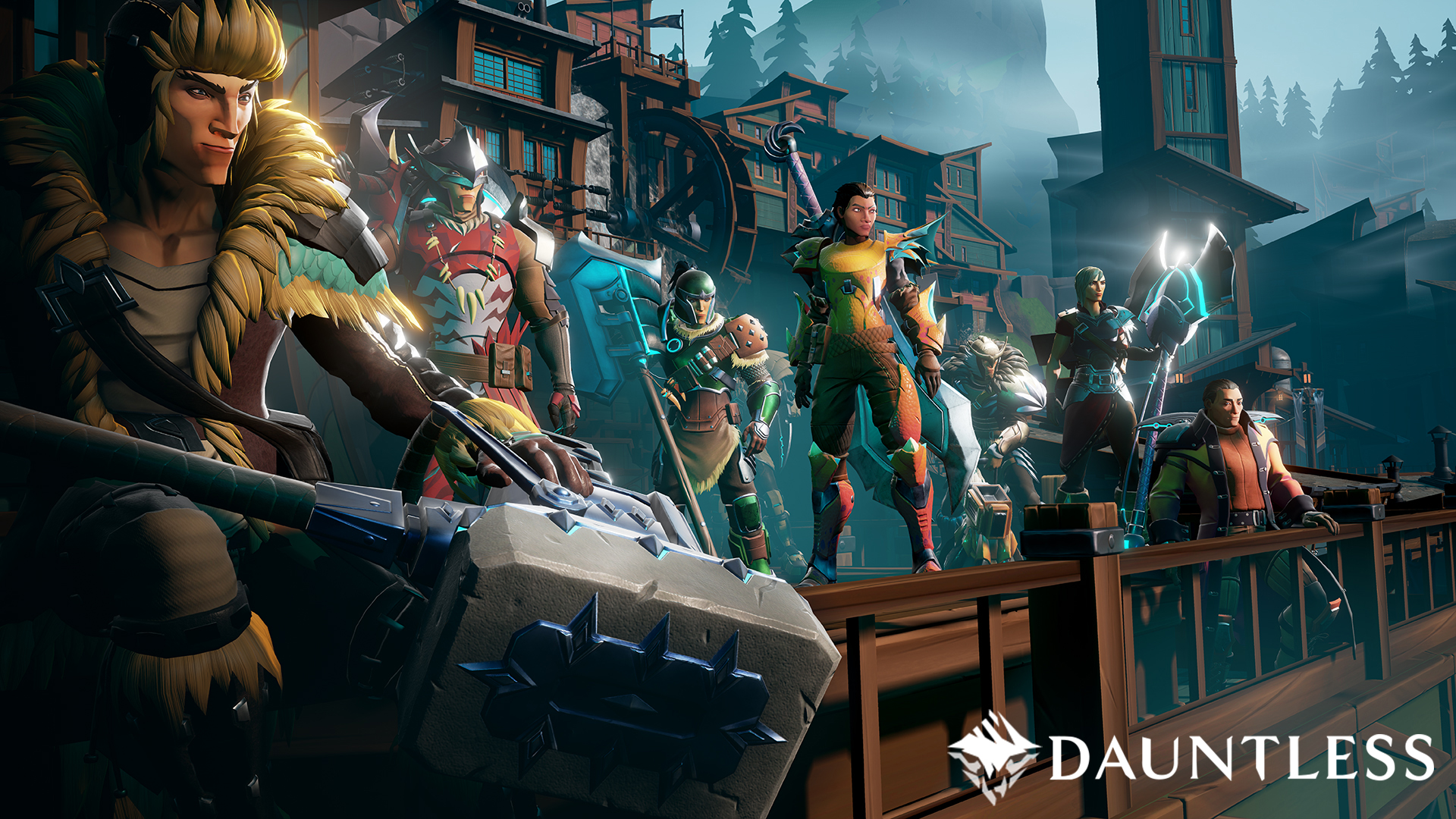 Ya está disponible para descargar la beta de Dauntless en PC Dauntless-3820523