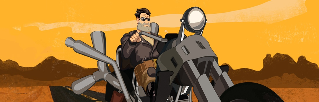 Análisis Full Throttle Remastered