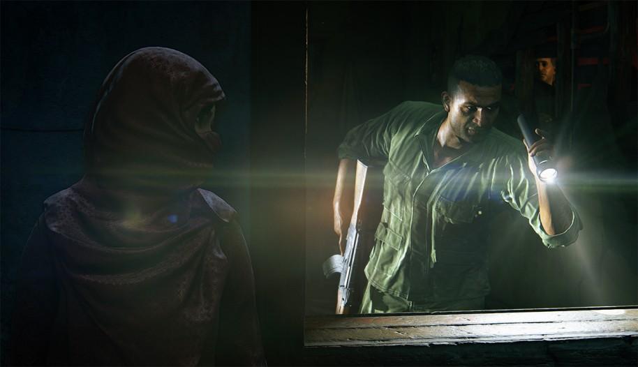 Uncharted El Legado Perdido: Uncharted The Lost Legacy: Avance