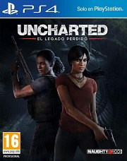 Carátula de Uncharted: The Lost Legacy - PS4