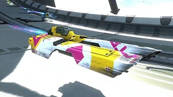 Video WipEout Omega Collection, Tráiler de Anuncio