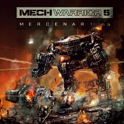 Carátula de MechWarrior 5: Mercenaries - PC