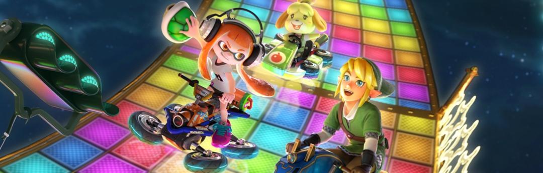 Mario Kart 8 Deluxe El Mario Kart Mas Completo En Nintendo Switch