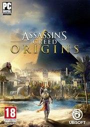 Carátula de Assassin's Creed: Origins - PC