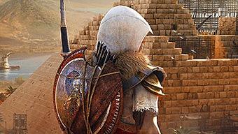 Ubisoft confirma la llegada del modo NG+ a Assassin's Creed Origins