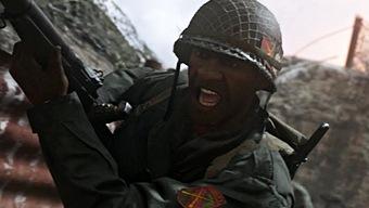 Video Call of Duty WW2, Presentación del Multijugador