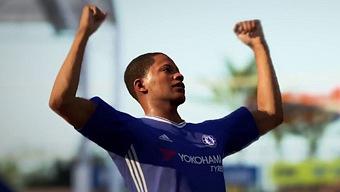 Video FIFA 18, Modo Historia: El Regreso de Hunter