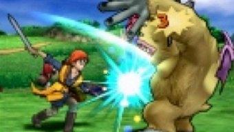 Video Dragon Quest VIII, Vídeo del juego 1