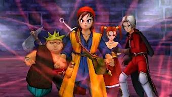 Dragon Quest VIII, Tráiler de Bienvenida