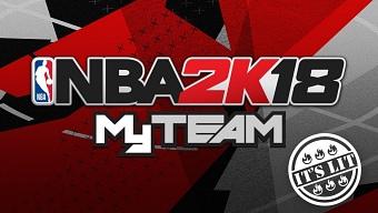 Video NBA 2K18, Tráiler: Modo MyTeam