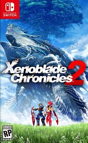 Carátula de Xenoblade Chronicles 2 - Nintendo Switch