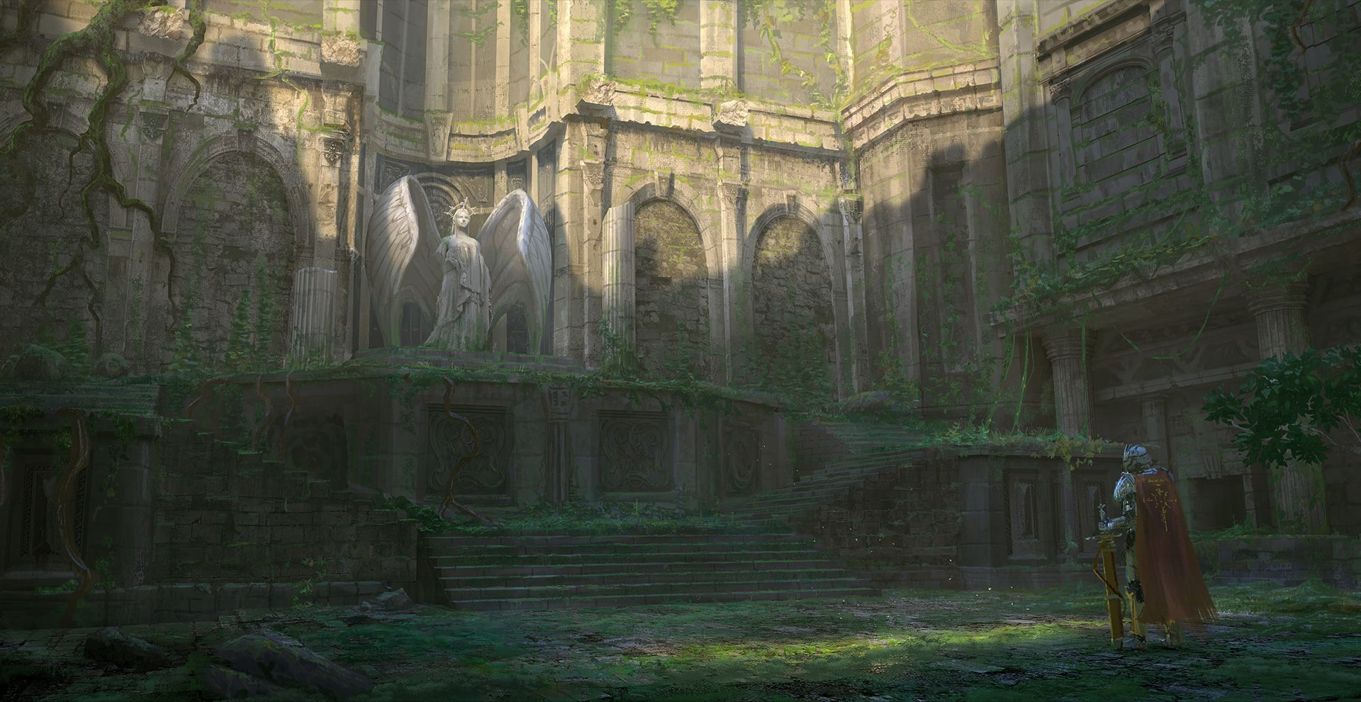 """Los autores de Xenoblade trabajan en un """"ambicioso nuevo proyecto"""""""