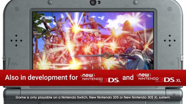 Fire Emblem Warriors llegará a Nintendo Switch y New 3DS en otoño de 2017