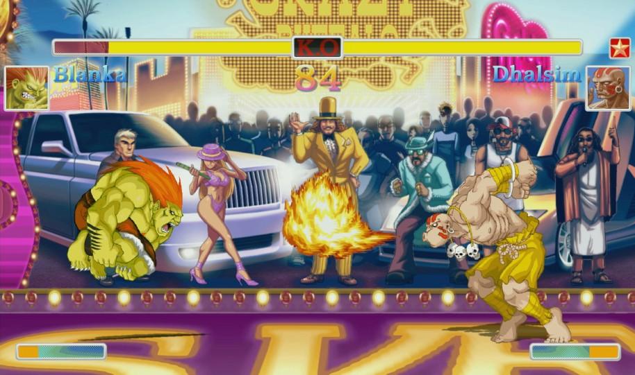 Ultra Street Fighter 2: Ultra Street Fighter 2: Lucha, Capcom y Nintendo