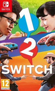 Carátula de 1, 2, Switch - Nintendo Switch