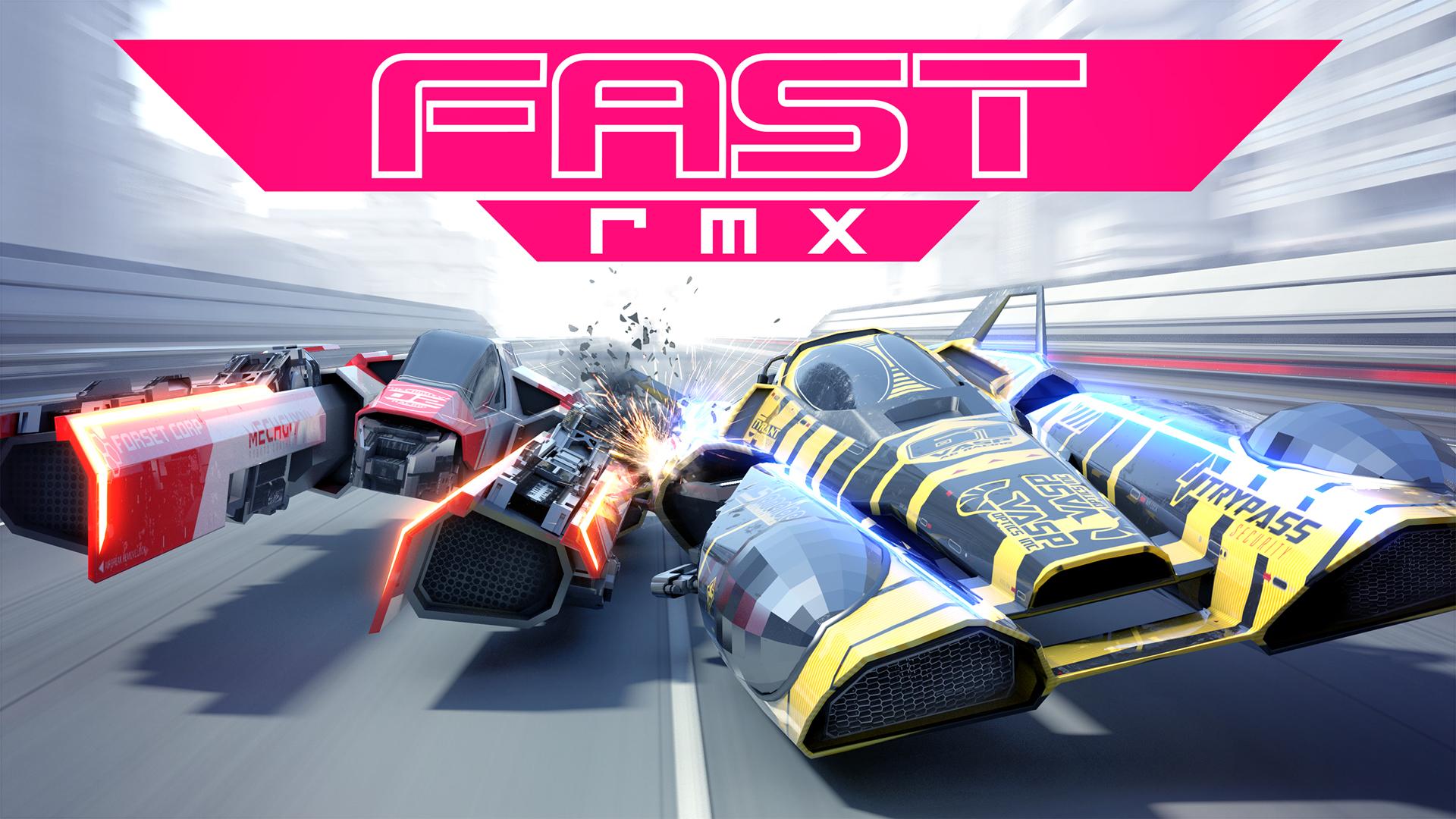 Fast RMX y Redout llegarán a Nintendo Switch