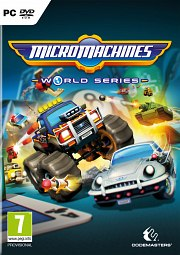 Carátula de Micro Machines World Series - PC