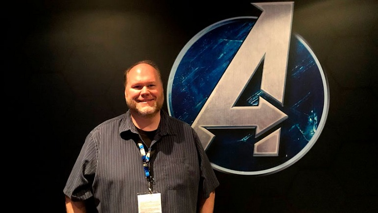 Scot Amos, Head of Studio en Crystal Dynamics.