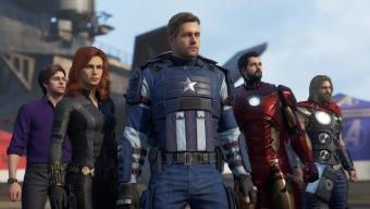 Mira el espectacular póster de Marvel's Avengers que obsequian en PAX Australia
