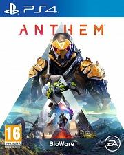 Carátula de Anthem - PS4