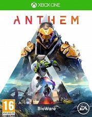 Carátula de Anthem - Xbox One
