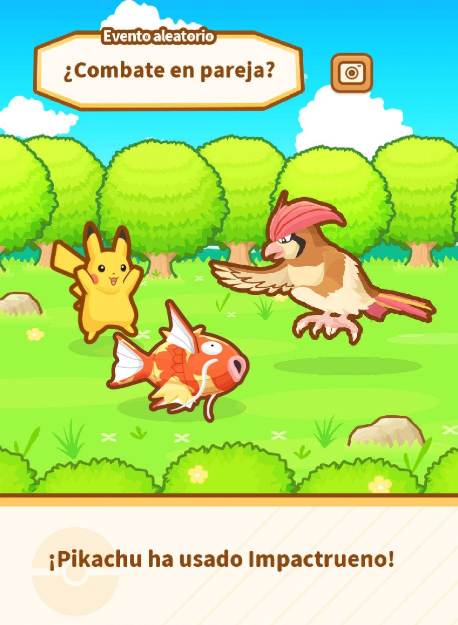 Pokémon Magikarp Jump análisis