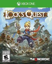 Lock's Quest Remaster Xbox One