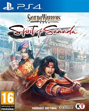 Carátula de Samurai Warriors: Spirit of Sanada - PS4