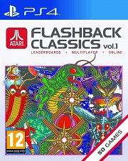 Carátula de Atari Flashback Classics Vol. 1 - PS4