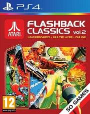 Carátula de Atari Flashback Classics Vol. 2 - PS4