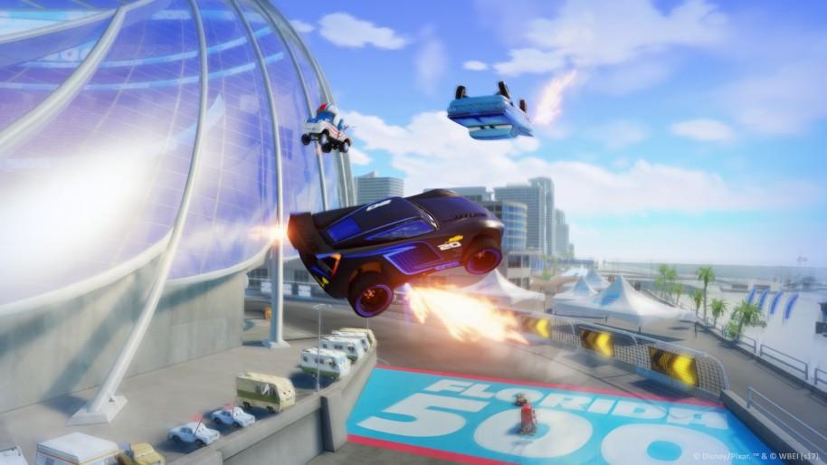 Cars 3 Hacia la victoria: Cars 3 Hacia la victoria: Mario Kart estilo Pixar