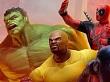 Lanzamiento de Beta Abierta (Marvel Heroes Omega)