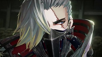 Video Code Vein, Code Vein: Tráiler TGS 2017