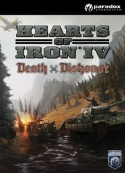 Hearts of Iron IV: Death or Dishonor PC