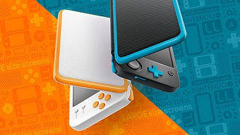 Video New Nintendo 2DS XL, Presentación de la consola